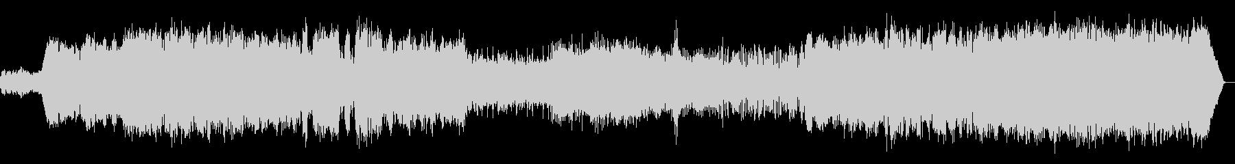 カノン五重奏・ストリングスアレンジの未再生の波形