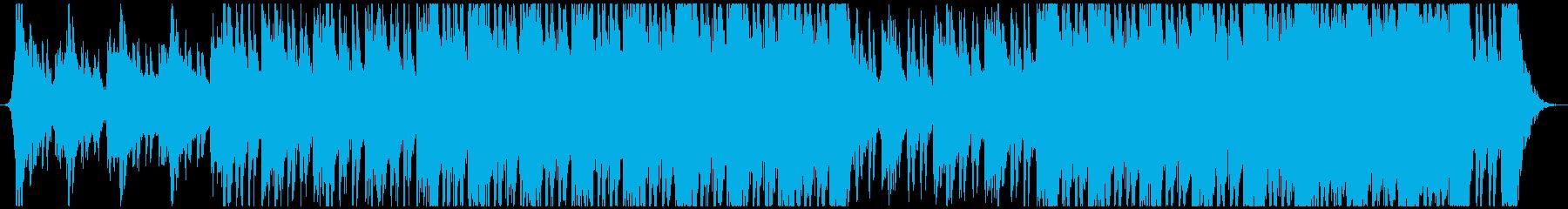 現代の交響曲 クラシック交響曲 オ...の再生済みの波形