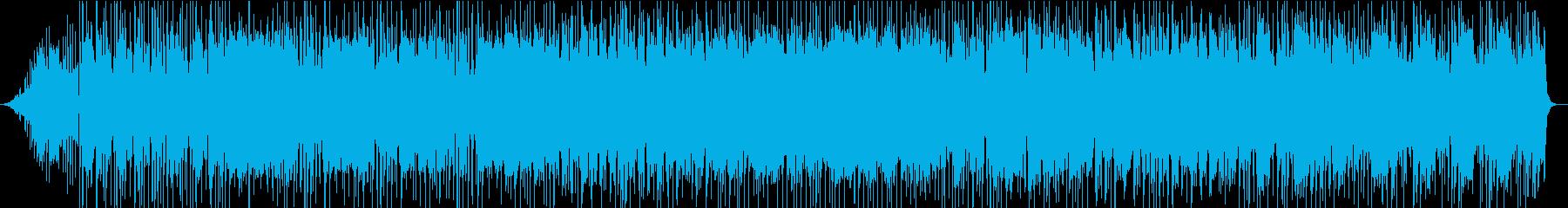 重厚リズム隊がクールな80年代UKロックの再生済みの波形