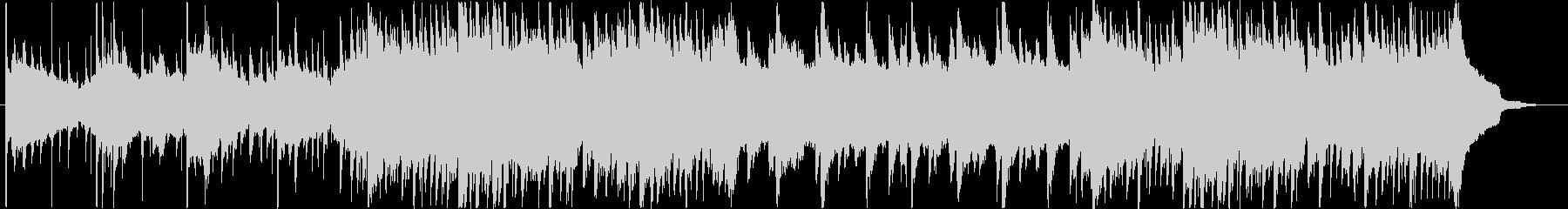 ギターのハーモニクス、グロッケンシ...の未再生の波形