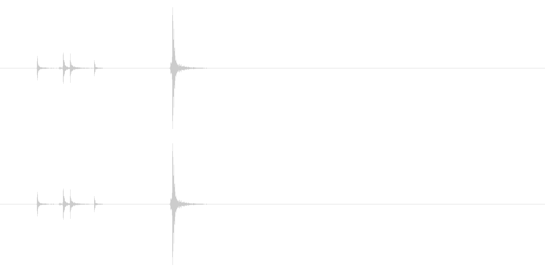 PC ハードウェア01-04(USB 抜の未再生の波形