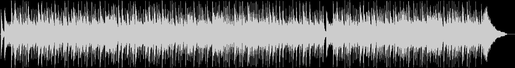 トロピカルなシンセ・打楽器などのサウンドの未再生の波形