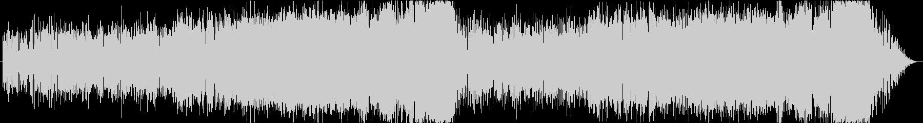 ほのぼのした木管と弦のRPG街系ループ曲の未再生の波形
