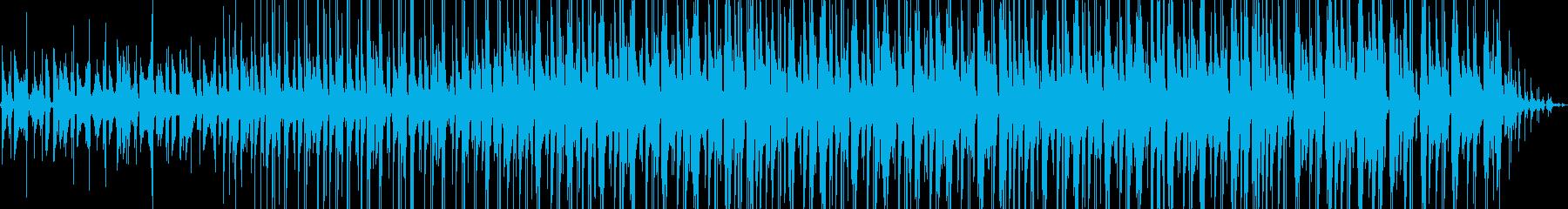 このインストゥルメンタルは、バトル...の再生済みの波形