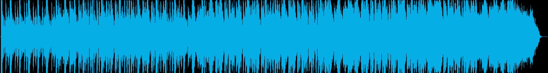 Disco&Guitar!印象的登場SEの再生済みの波形