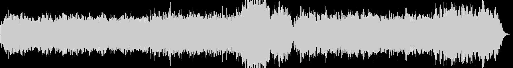 ソルフェジオ周波数、瞑想的な癒しの音楽の未再生の波形