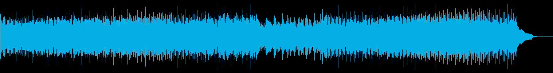 【ドラム、クラップ抜】アップテンポ爽やかの再生済みの波形