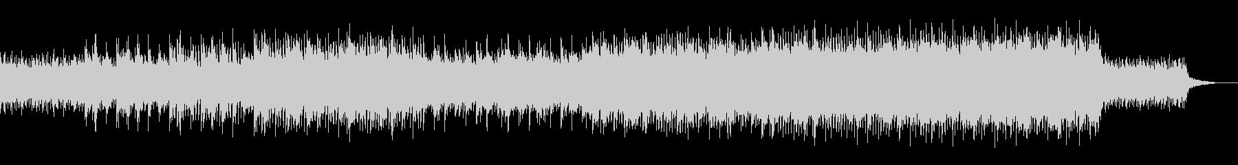 コンセプトムービー ロング 未来のCMの未再生の波形