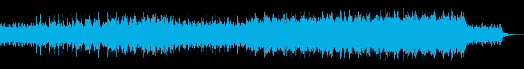 コンセプトムービー ロング 未来のCMの再生済みの波形