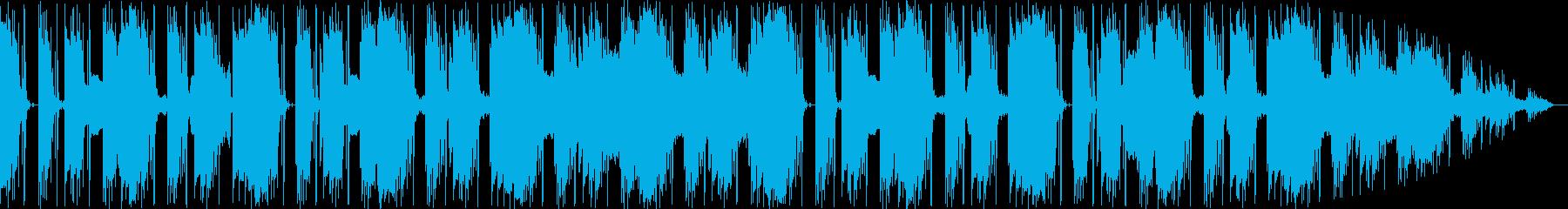 ブレイクビーツ トラップ ヒップホ...の再生済みの波形