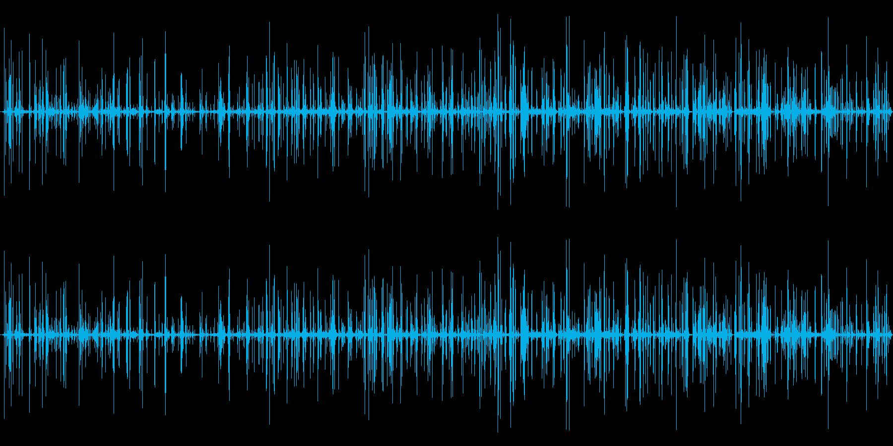 口 スマックリップス01の再生済みの波形