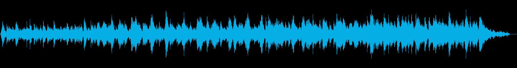 まどろむようなギターアンビエントの再生済みの波形