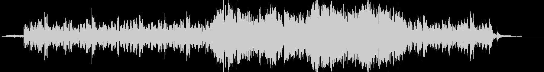 アンビエント 感情的 バラード 弦...の未再生の波形