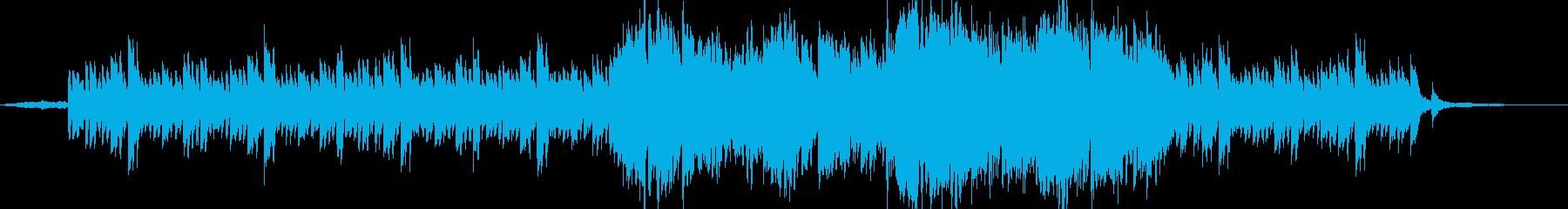 アンビエント 感情的 バラード 弦...の再生済みの波形