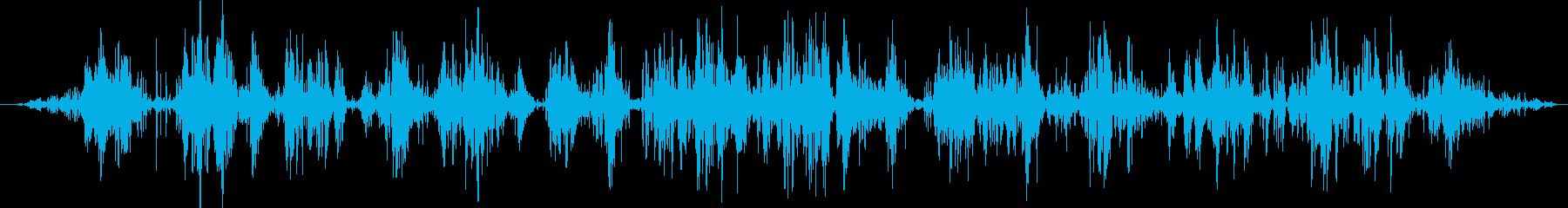 濃厚な液体または泥:Gooey B...の再生済みの波形