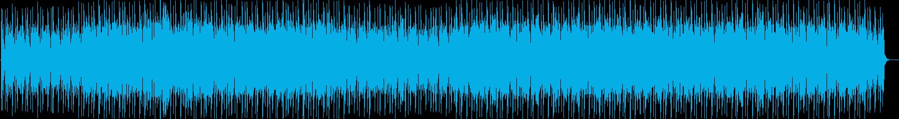 ドローン-宇宙-粒子-空-映画-ドライブの再生済みの波形