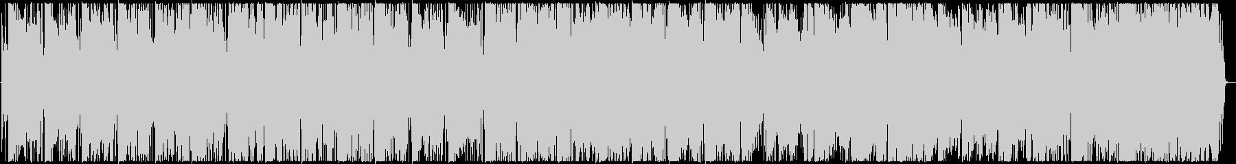 感電スの未再生の波形