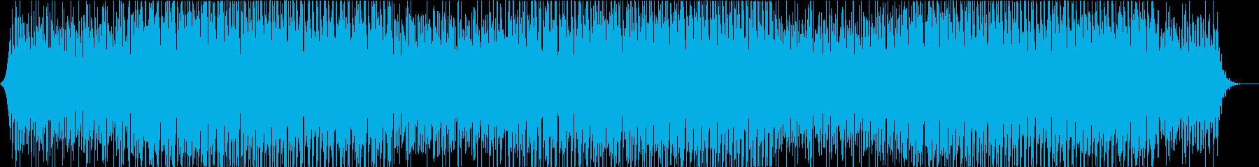 企業VP、シンプル・温かい・テクノポップの再生済みの波形