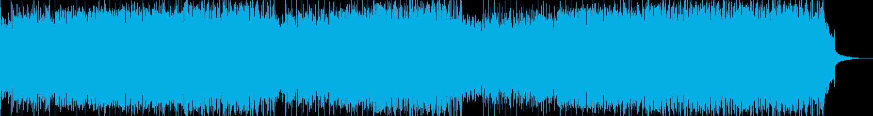 オルタナティブポップロック、男性ボ...の再生済みの波形