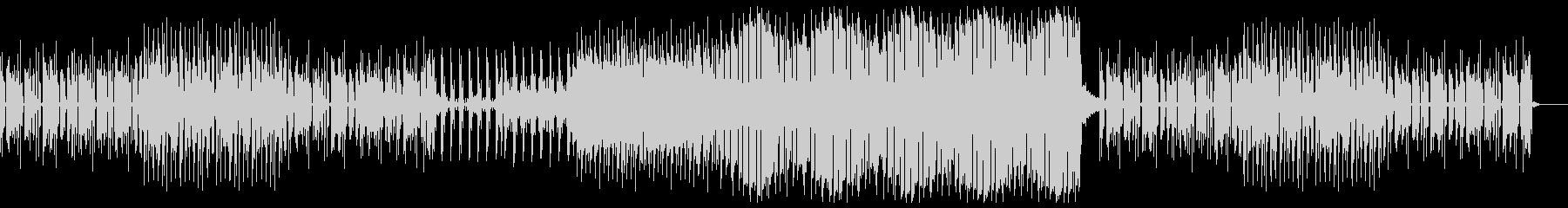 エレクトロ・ダウンテンポ・トラップの未再生の波形