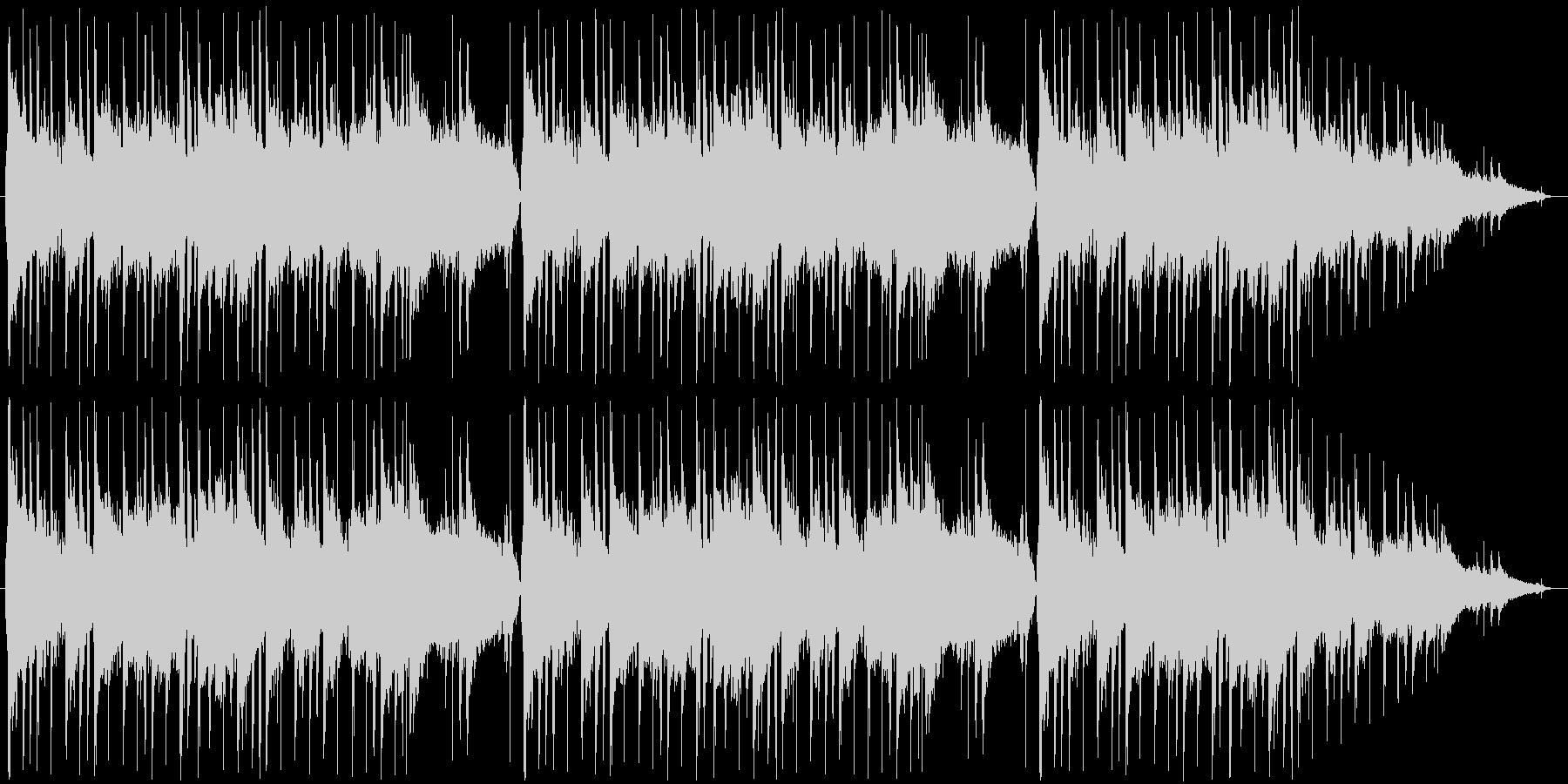 広告音楽。ループ。ハイテク、ダイナ...の未再生の波形