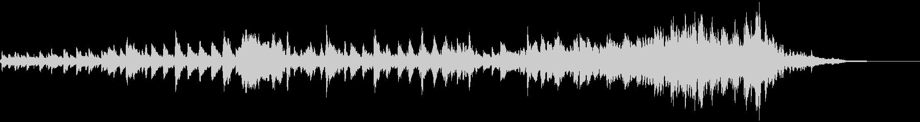 怪しいエスニックなバイオリンのフレーズ3の未再生の波形