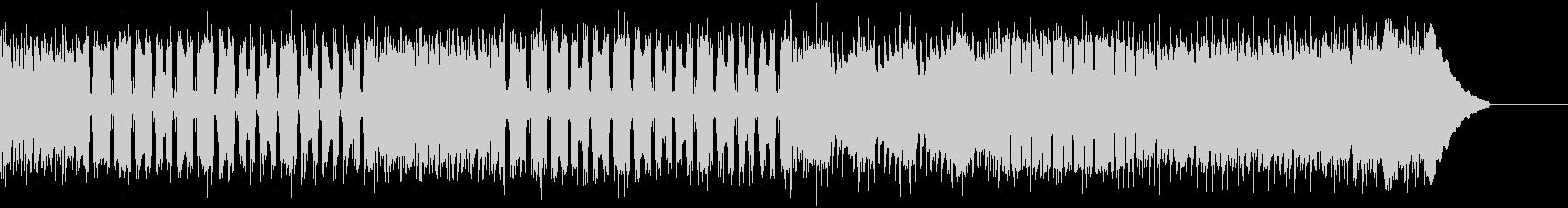 カントリー風マーチングギター01Eの未再生の波形