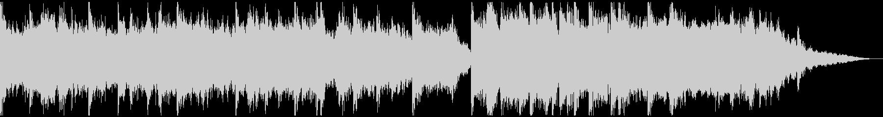 30秒 オーケストレーションpopの未再生の波形