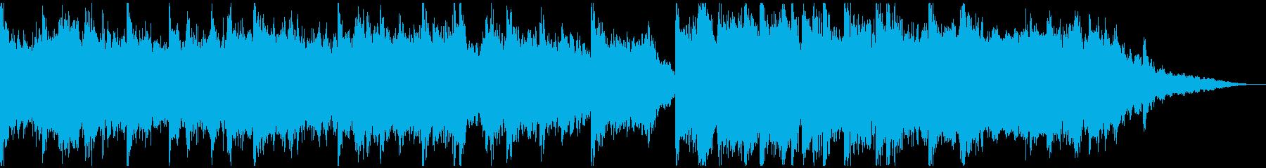 30秒 オーケストレーションpopの再生済みの波形