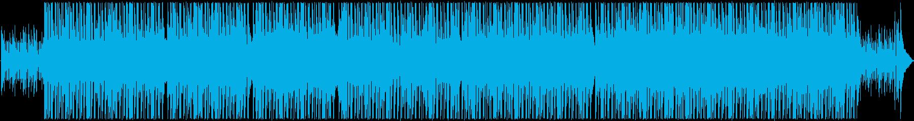 トラップ ヒップホップ レトロ ポ...の再生済みの波形