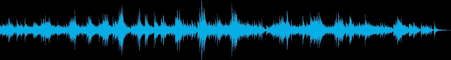 卒業(ピアノソロ・感動・温かい・優しい)の再生済みの波形