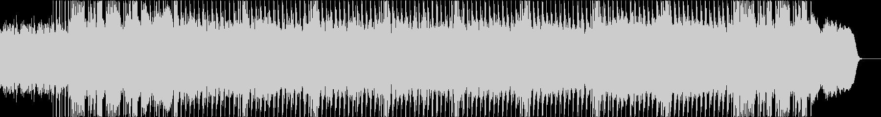 ヘビーなミュートギター刻みのメタルループの未再生の波形
