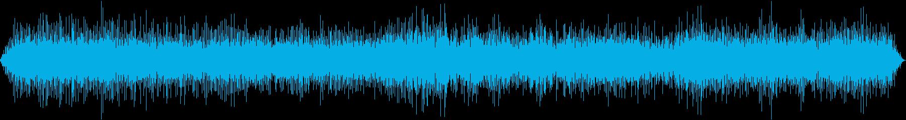 プロペラ飛行機飛行インテリアコック...の再生済みの波形