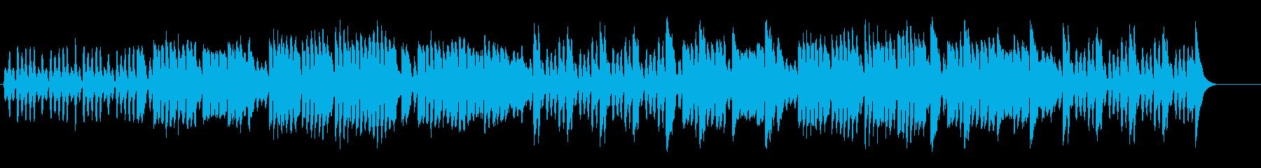 もういくつ寝るとお正月、口笛、弦楽器の再生済みの波形