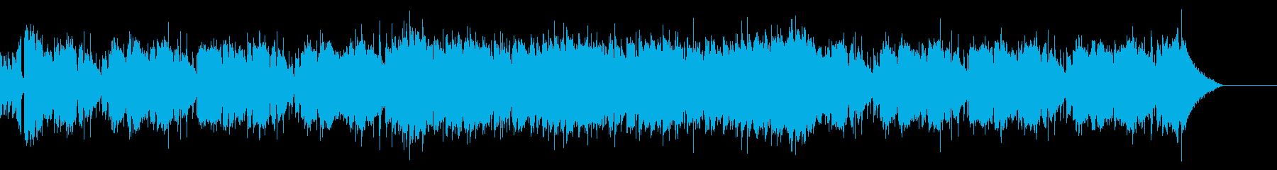 夏・Youtube映像・おしゃれ・レゲエの再生済みの波形