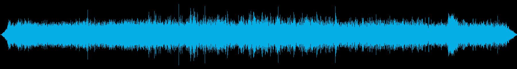 リアジェット55:INT:滑走路へ...の再生済みの波形