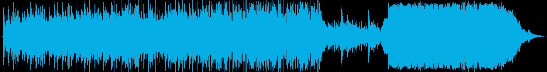 インディーズ ロック 代替案 ポッ...の再生済みの波形