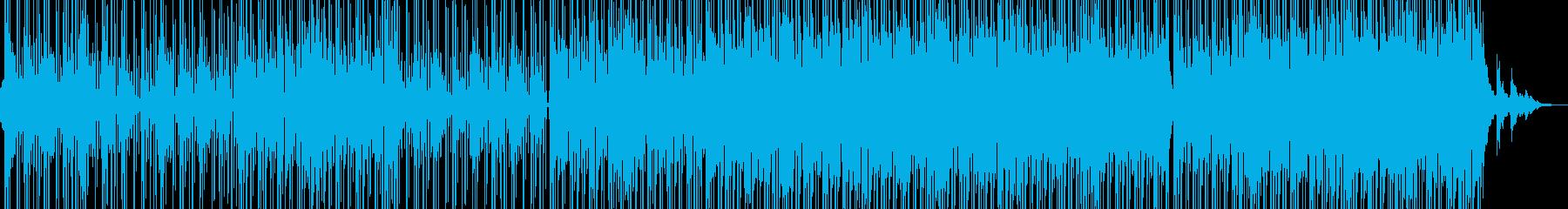 サックスのメロウな雰囲気漂うR&B Cの再生済みの波形