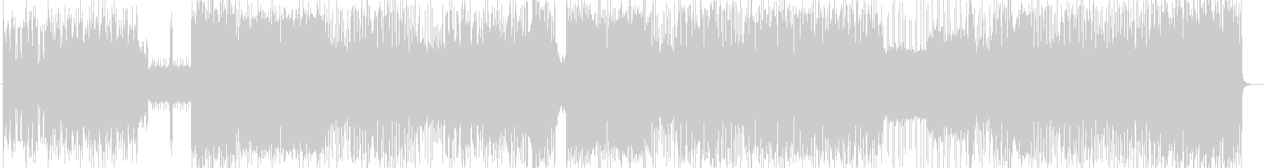 「HR/HM」「ROCK」BGM150の未再生の波形