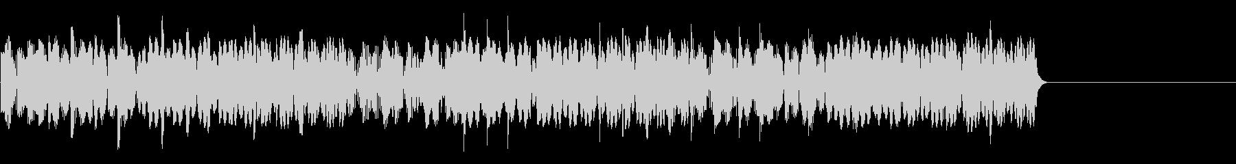 ゲームセンターのクレーンゲームの音 3回の未再生の波形