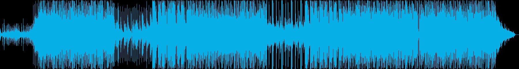 Sad Trap Type Beatの再生済みの波形