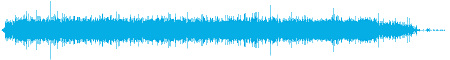 シンクフィル3;水で満たされた大き...の再生済みの波形