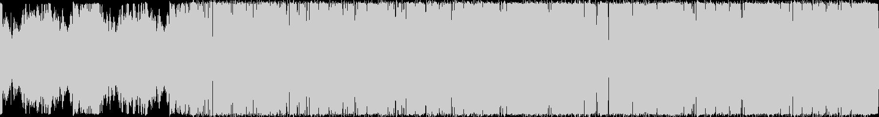 SFをイメージした曲です。の未再生の波形