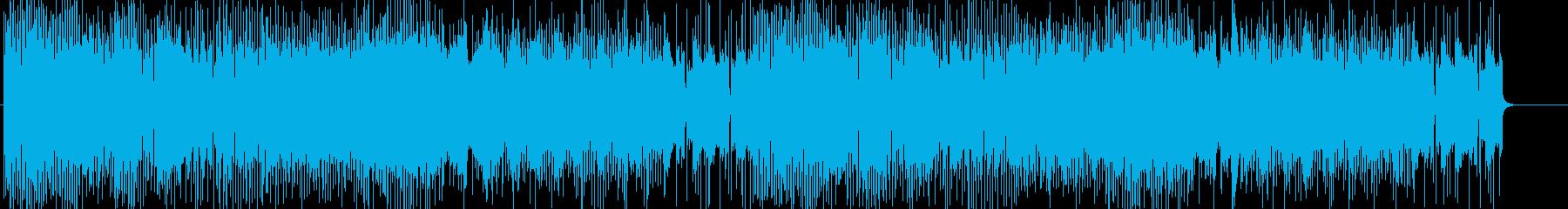 「HR/HM」「DEATH」BGM166の再生済みの波形