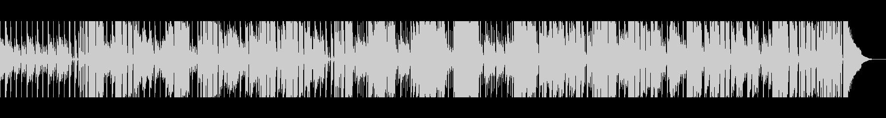 【短いVer4】スローブルースの未再生の波形