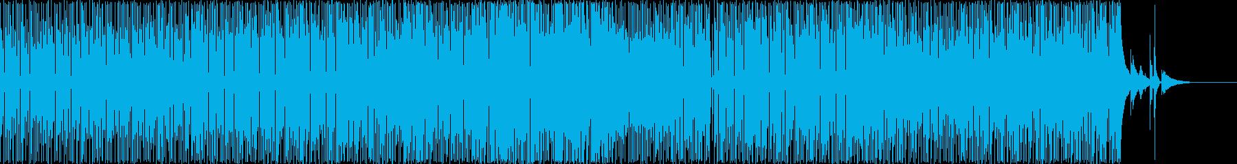 軽快なリズムで綺麗な旋律の楽曲です。様…の再生済みの波形