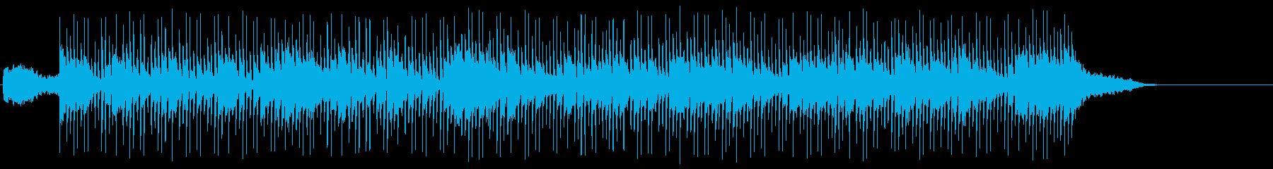 しっとりしたハイセンスなポップ/BGの再生済みの波形