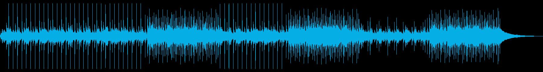 朝・爽やか・穏やか チルヒップホップの再生済みの波形