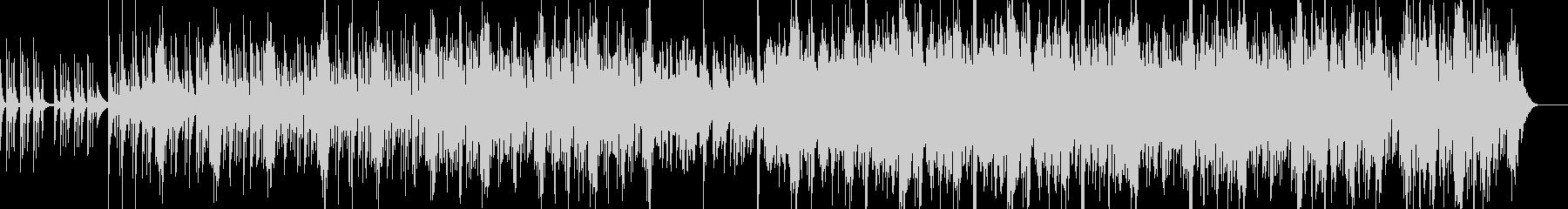 ドラムの未再生の波形
