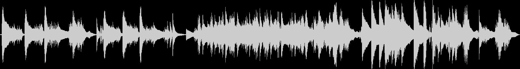 世界 スパニッシュギター フラメンコの未再生の波形